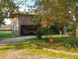 Ex casa colonica ristrutturata nel 2001, Bagnacavallo, Ravenna
