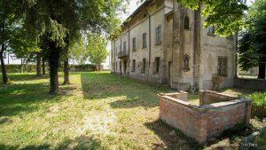 Vendesi Villa padronale con corte annessa di 9000 mq (nelle vicinanze Lago di Garda)
