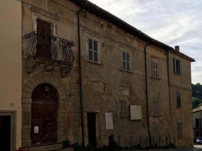 800 mq. Palazzo storico del 1410 ex episcopio, Talamello, Rimini