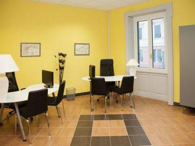 Vendita piano intero 500 mq per uffici, Genova