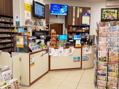 Vendita tabaccheria in centro commerciale, Sant'Angelo Lodigiano, Lodi