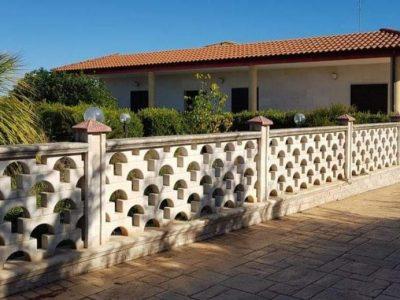 Villa singola a schiera, Bitonto, Bari