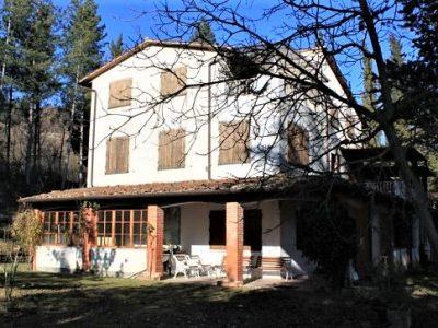 Villa unifamiliare Località Giglioni, Capolona, Arezzo
