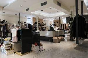 Locale commerciale di 370 mq con magazzino, Roma