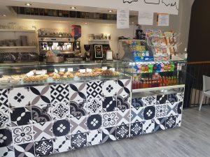 Bar caffetteria centro storico a Novara in Piazza Gramsci