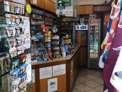 Tabaccheria centro storico a Siena