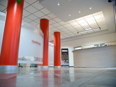 Vendita Affitto capannone artigianale, magazzini, uffici 800mq, Casale di Scodosia, Padova