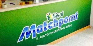 Agenzia di scommesse sportive storica SISAL Matchpoint, Perugia