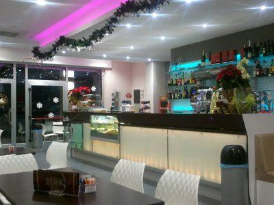 Bar, ristorante, sala giochi, sala biliardo, Atessa, Chieti