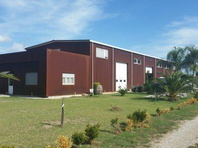 Laboratorio Artigianale con abitazione da realizzare, Terracina, Latina