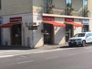 Bar Firenze Sud, in via Aretina