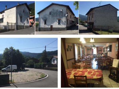Ristorante con abitazione in vendita a Rancio Valcuvia, Varese