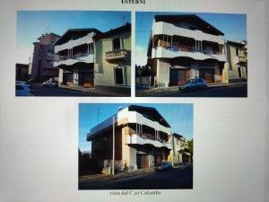 Edificio commerciale e residenziale a Gallarate, Varese