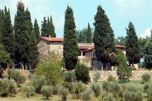 Splendido casale, Rignano sull'Arno, Firenze, Toscana