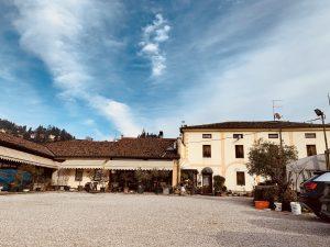 Immobile con attività di ristorazione e 275 mq di residenziale, Vicenza