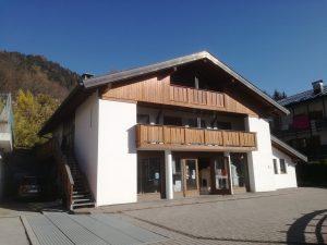 Edificio turistico vicino a Cortina D'Ampezzo, Pieve di Cadore, Belluno