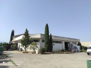 Capannone Industriale, Corigliano Calabro, Cosenza