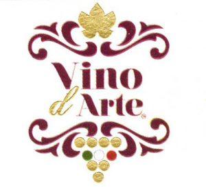 "Marchio registrato, Registered trademark "" VINO D' ARTE"""